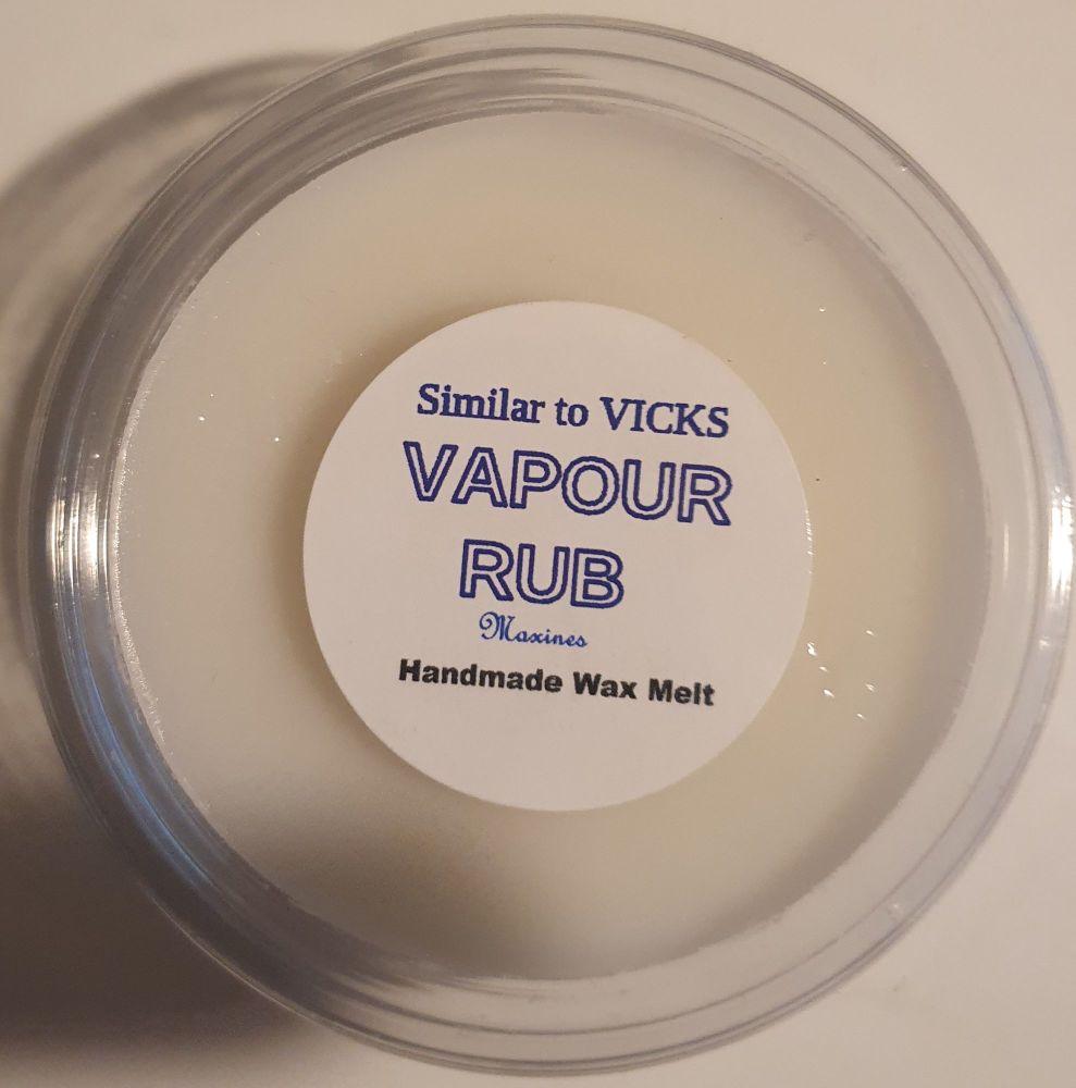 VAPOUR RUB WAX MELT SIMILAR TO VICKS
