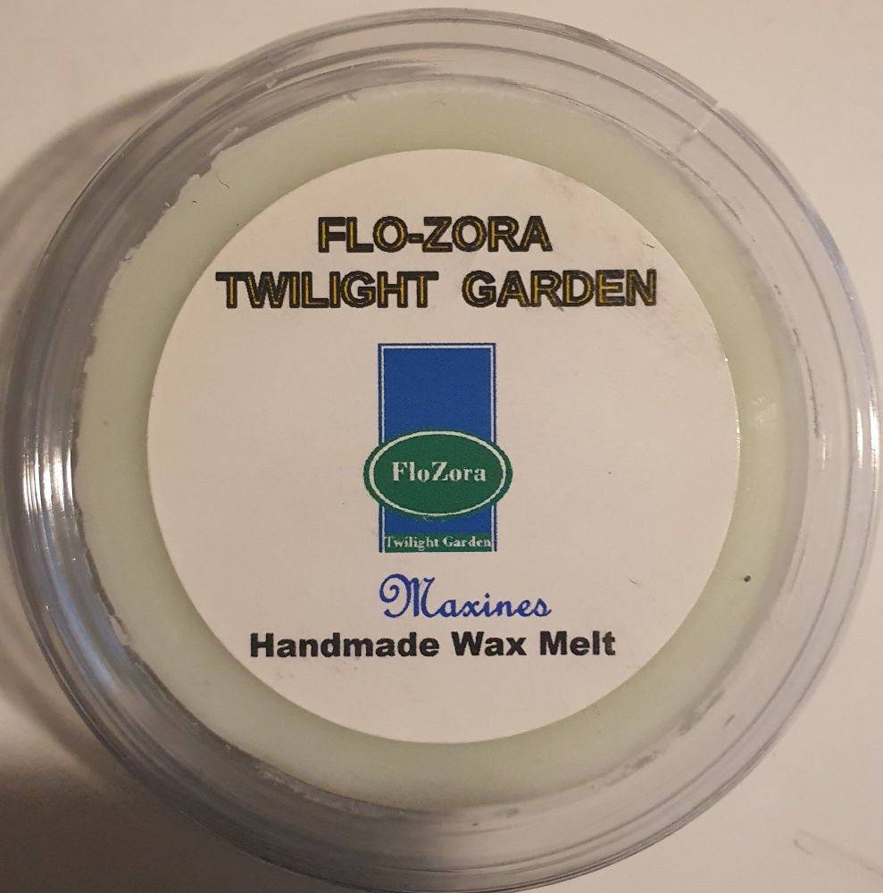 ZOLFLORA TWILIGHT GARDEN WAX MELT