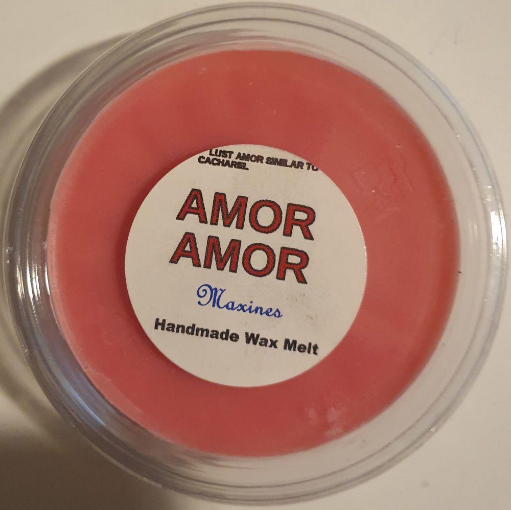 AMOR AMOR ( SIMILAR TO ) WAX MELT