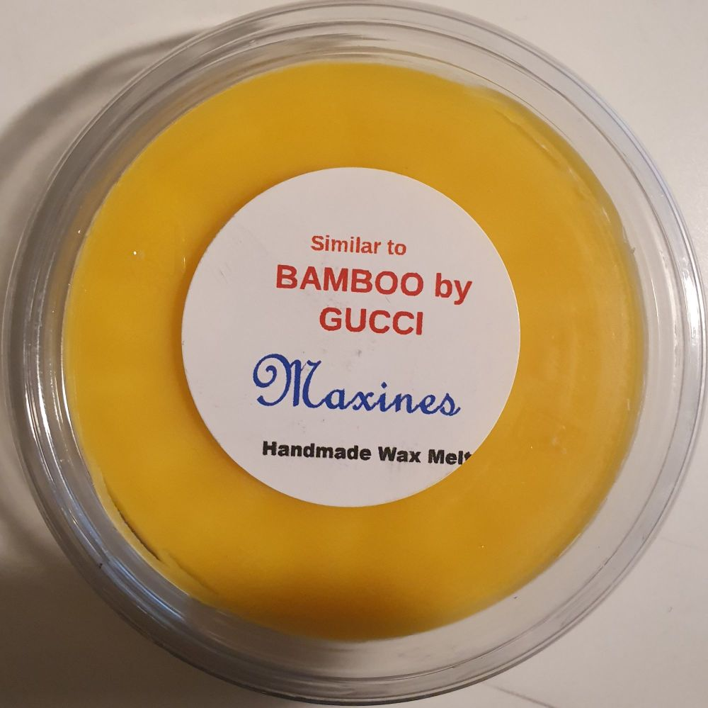 BAMBOO ( SIMILAR TO ) WAX MELT