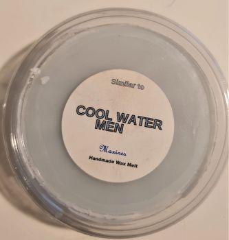 COOL WATER MEN ( SIMILAR TO ) WAX MELT