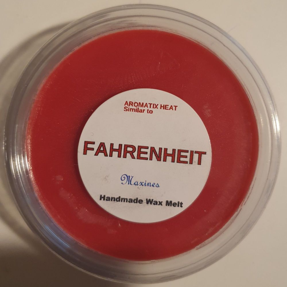 FAHRENHEIT ( SIMILAR TO ) WAX MELT