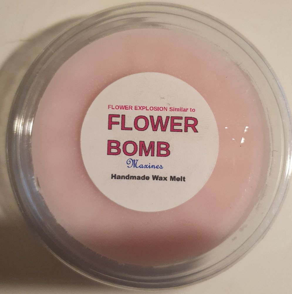 FLOWER BOMB ( SIMILAR TO ) WAX MELT