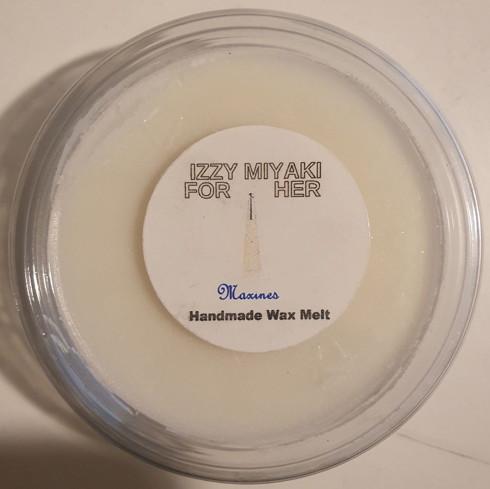 IZZY MIYAKI ( SIMILAR TO ) WAX MELT