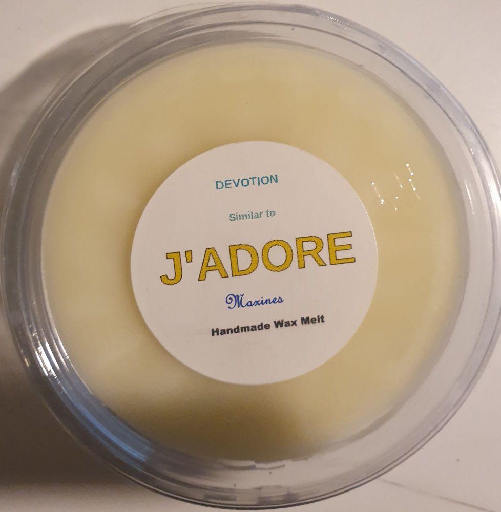 J'ADORE ( SIMILAR TO ) WAX MELT
