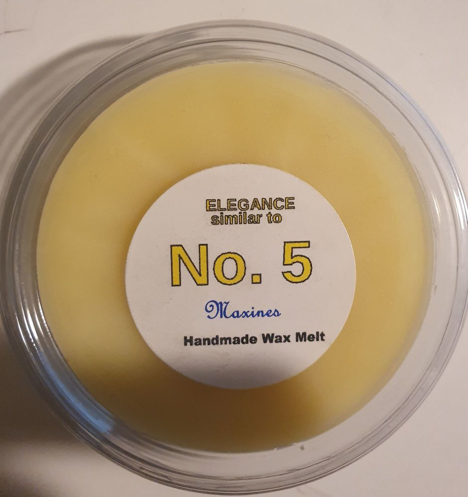 No 5 ( SIMILAR TO ) WAX MELT