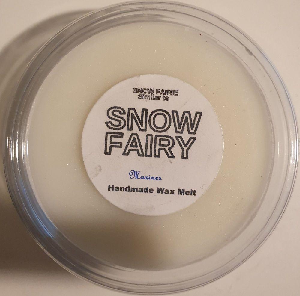 SNOW FAIRY ( SIMILAR TO ) WAX MELT