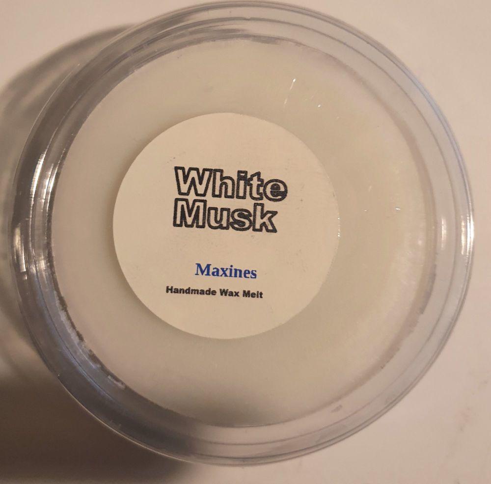 WHITE MUSK WAX MELT