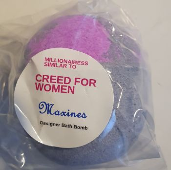 CREED FOR WOMEN ( SIMILAR TO ) BATH BOMB