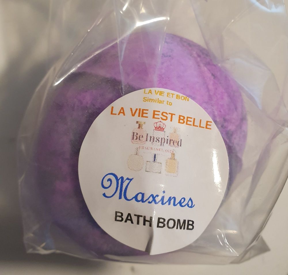 LA VIE BELLE ( SIMILAR TO ) BATH BOMB
