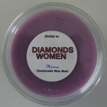 DIAMONDS WOMEN ( SIMILAR TO ) WAX MELT