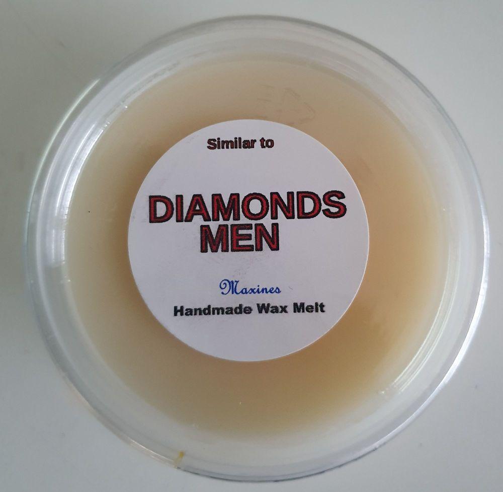 DIAMONDS FOR MEN