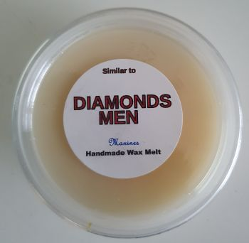 DIAMONDS FOR MEN (SIMILAR TO ) WAX MELT