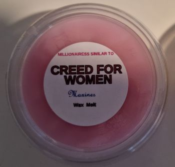 CREED FOR WOMEN (SIMILAR TO ) WAX MELT