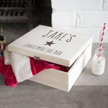 Star Christmas Eve Box