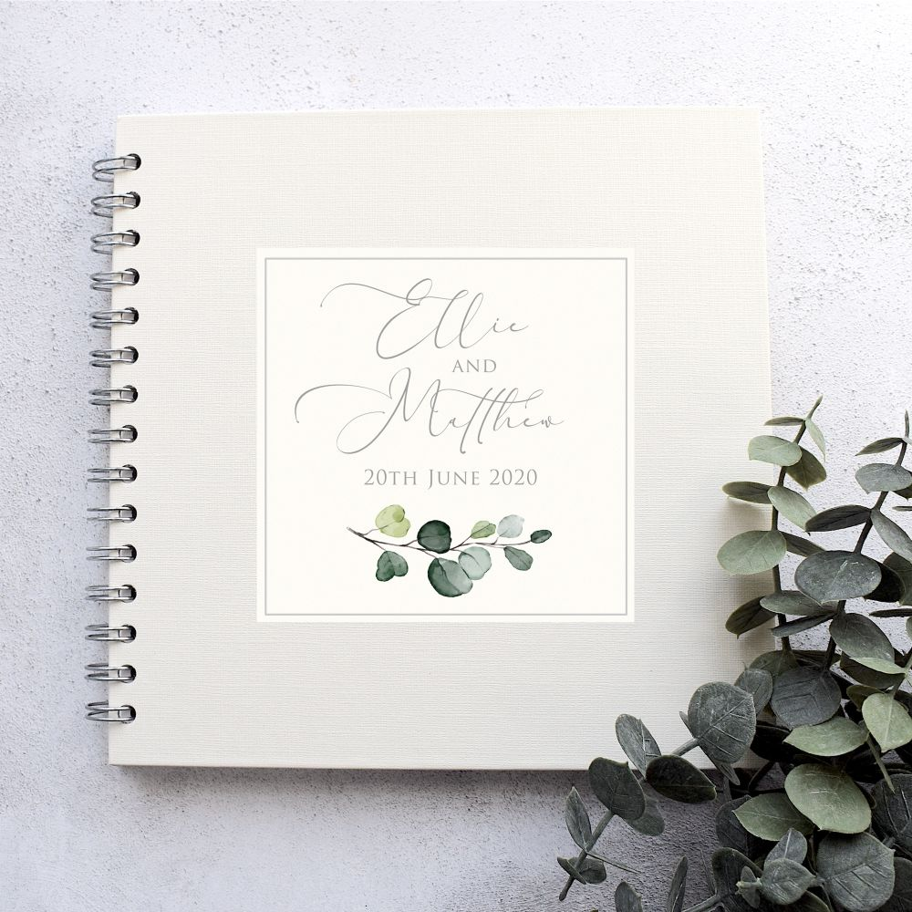 <!-- 002 -->Guestbooks & Albums