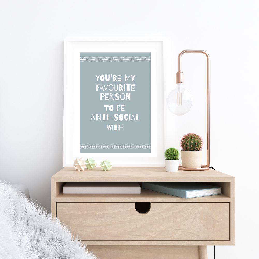 Typography + Quotes
