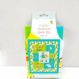 Fusible applique kit Bugs Paradise