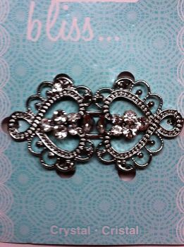 "Bliss 2 1/2"" 65mm Buckle 0030"