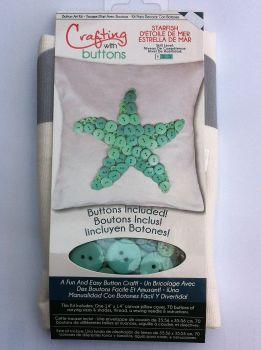 debbys patch button pillow kit starfish 1