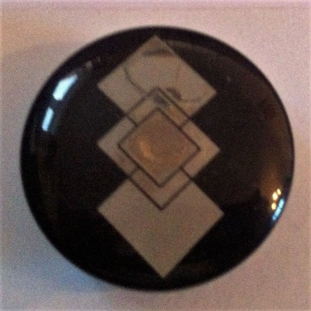 Bonfanti 35mm button ref debbys patch fb028