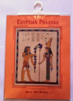 kit 1001 counted cross-stitch kit egyption Pharaoh