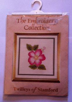 kit 1020 embroidery rose