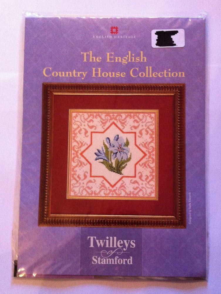 kit 1034 cross-stitch english heritage lily