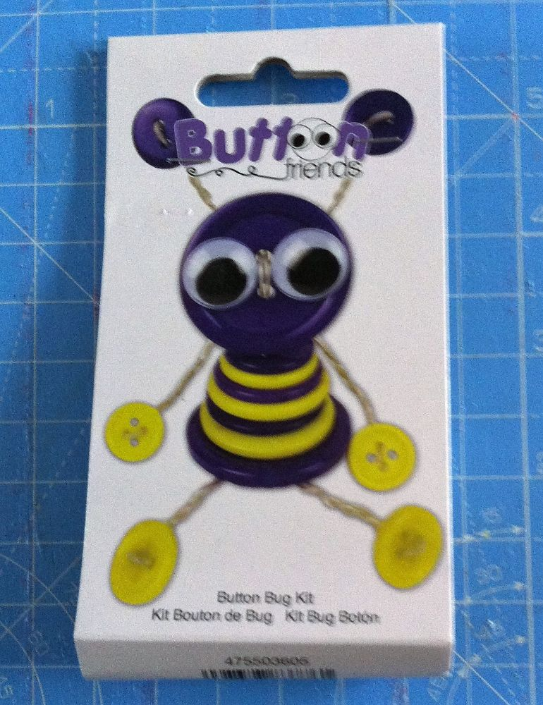 Button craft kits