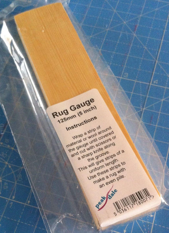 Rug gauge 5
