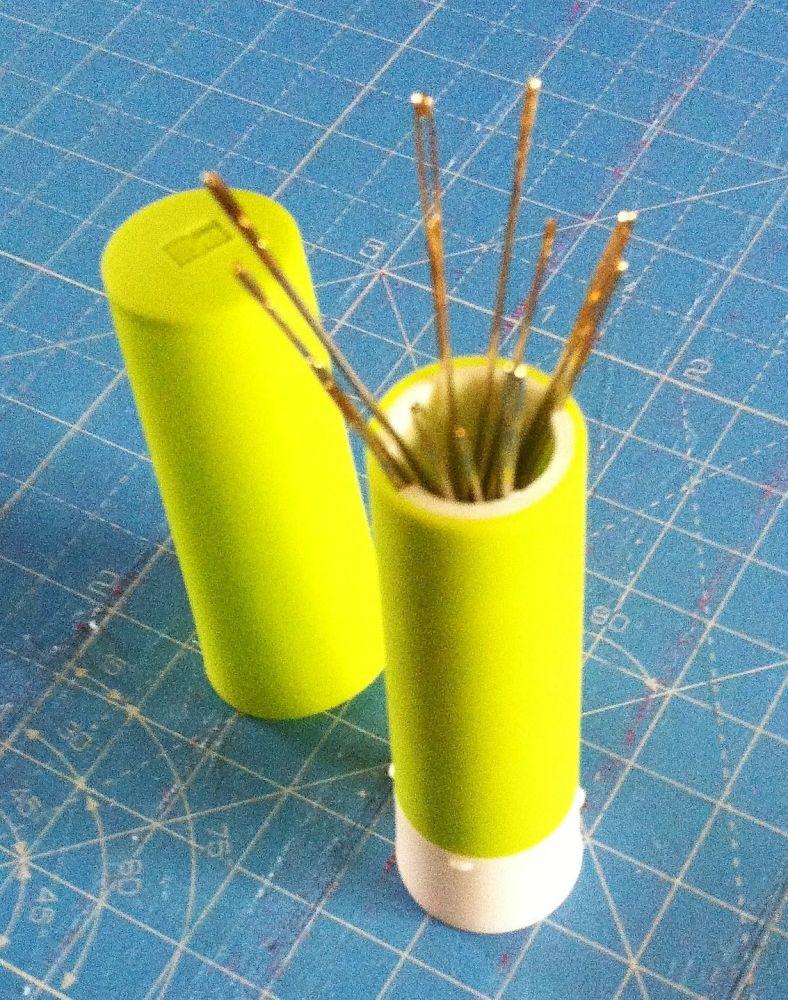 Prym needdle twister colour lime green
