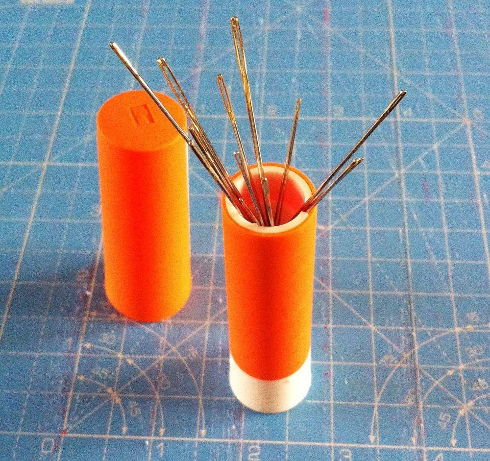 Prym needle twister colour orange