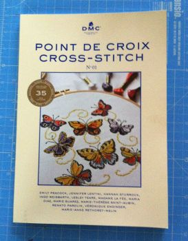 Book Point De Croix Cross-Stitch No01
