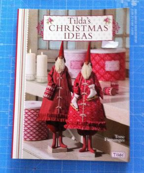 Book Tilda's Christmas Ideas by Tone Finnanger