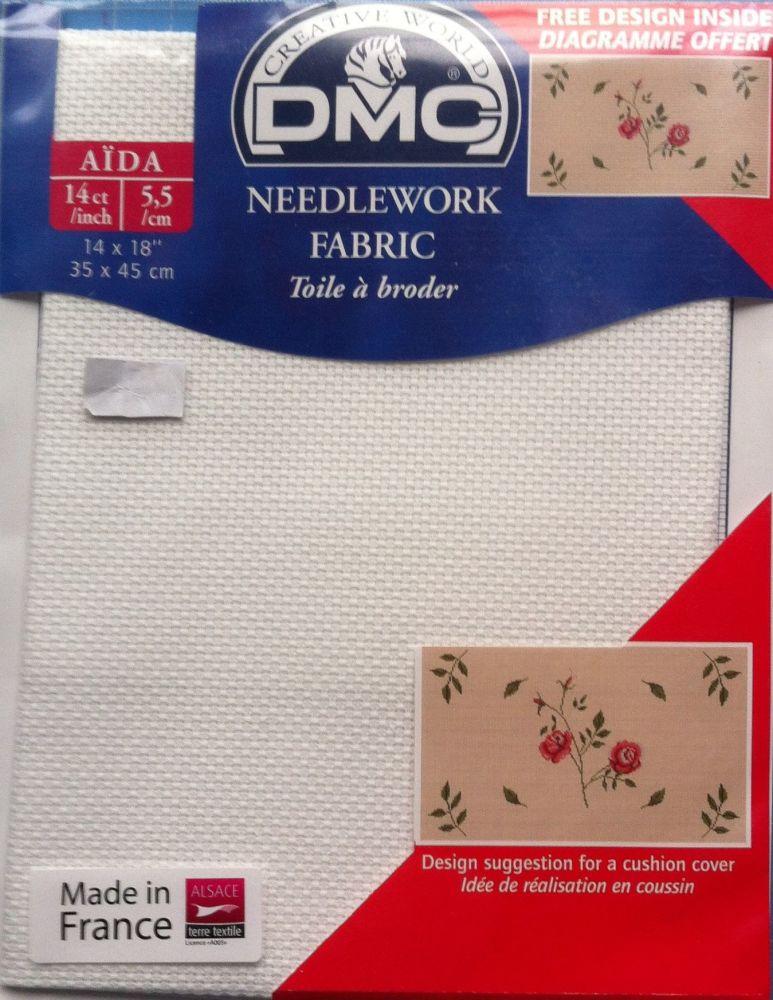 Needlework fabric 14