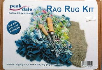kit 3012 Rag rug kit by peak dale