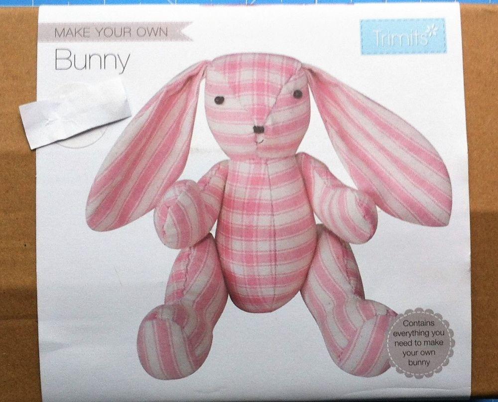 kit 3010 Trimits fabric kit bunny