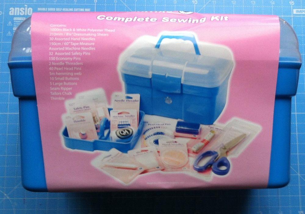 Hemline complete sewing kit