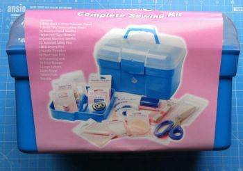 Hemline complete sewing kit
