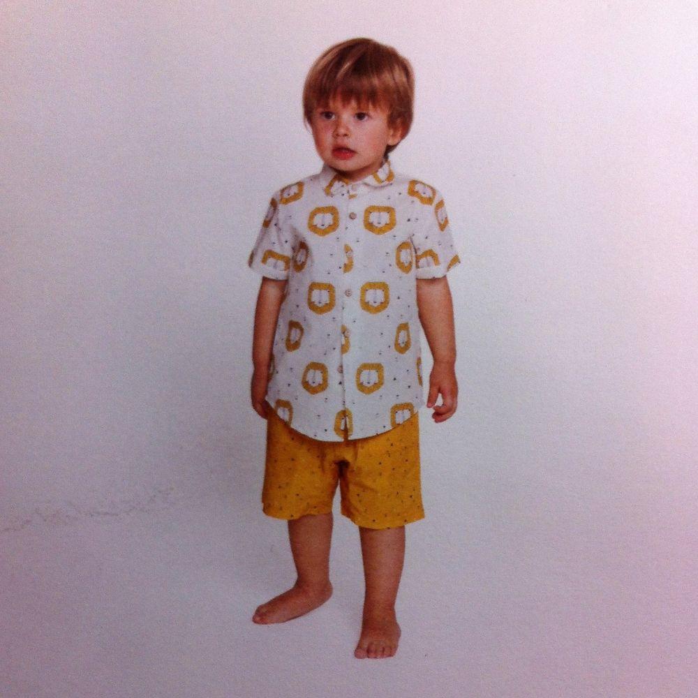 Katia L2 Sewing Pattern Shorts