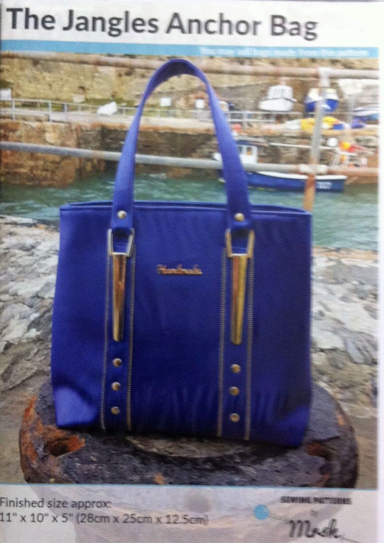 Mrs H bag pattern Jangles anchor bag