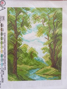 ART938 CDA collection D'art enbroidery PA 938