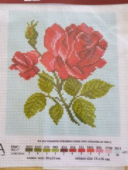 ART1062 CDA collection D'art enbroidery PA 1062