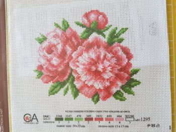 ART1295 CDA collection D'art enbroidery PA 1295