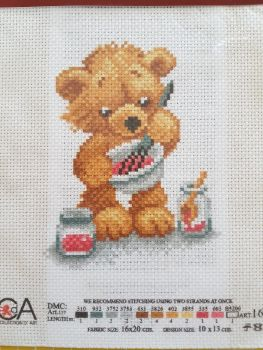 ART1661 CDA collection D'art enbroidery PA 1661