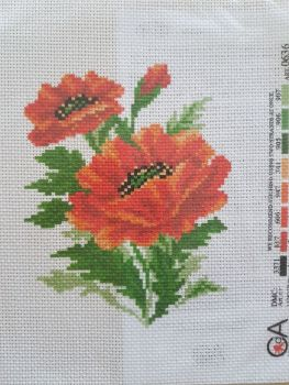 ART0636 CDA collection D'art enbroidery PA 0636