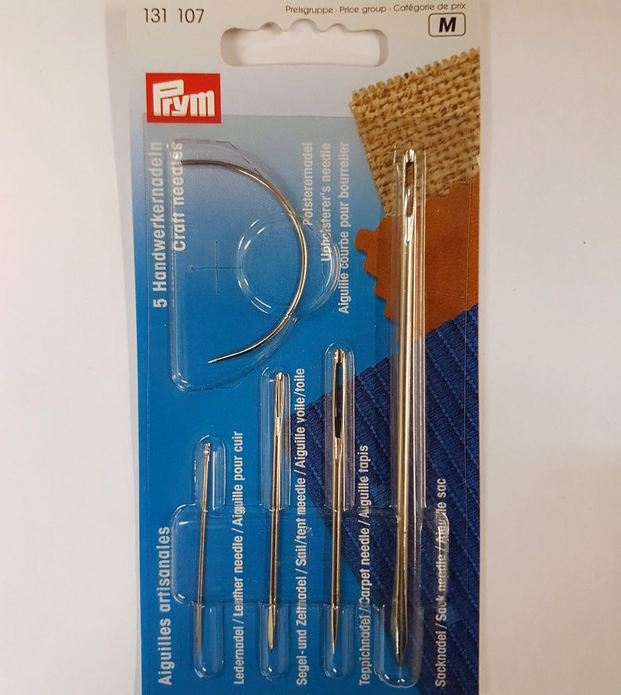 Prym 131-107 assorted craft needles 5 pce