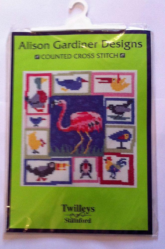 Alisin Gardiner Designs