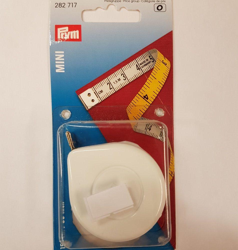 Prym 282-717 Mini Tape Measure 150cm/60 inches