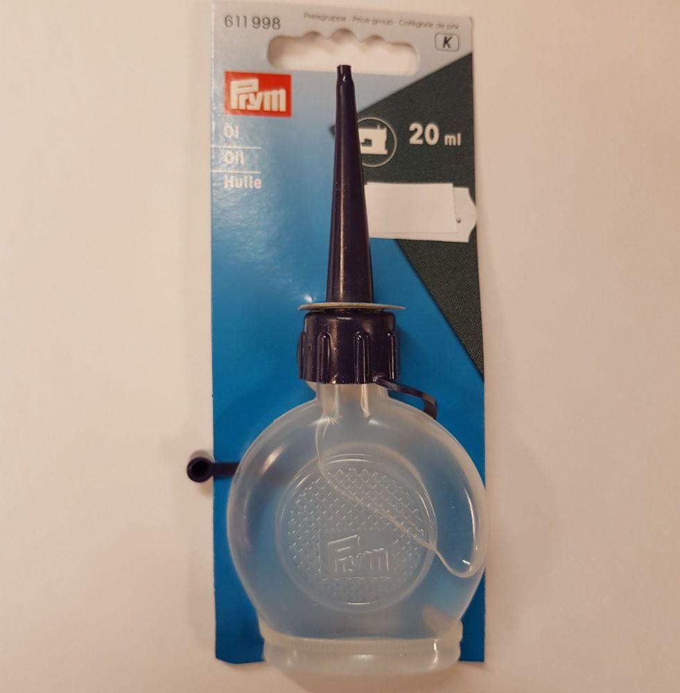Prym 611-998 20ml oil